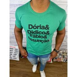 Camiseta Rsv Verde ⭐ - CMTRV49 - RP IMPORTS