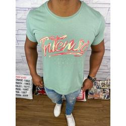 Camiseta Rsv Verde Claro⭐ - CMTRV51 - RP IMPORTS
