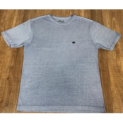 Camiseta OSK Cinza⭐ - COK105 - BARAOMULTIMARCAS