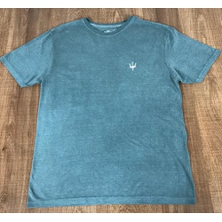 Camiseta OSK Verde Agua⭐ - COK106 - BARAOMULTIMARCAS
