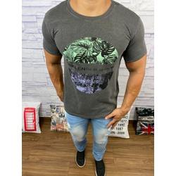 Camiseta OSK Cinza⭐ - COK108 - RP IMPORTS