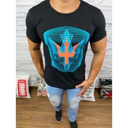 Camiseta OSK Preto⭐ - COK110 - RP IMPORTS