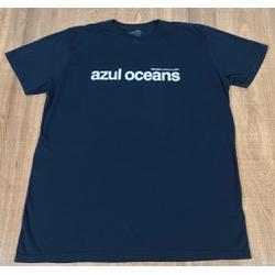 Camiseta OSK Marinho⭐ - COK116 - BARAOMULTIMARCAS