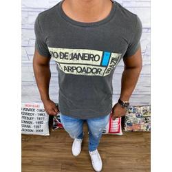 Camiseta OSK Chumbo⭐ - COK82 - RP IMPORTS
