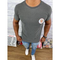 Camiseta OSK Chumbo ⭐ - COK83 - RP IMPORTS