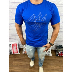 Camiseta OSK Azul Bic ⭐ - COK94 - RP IMPORTS