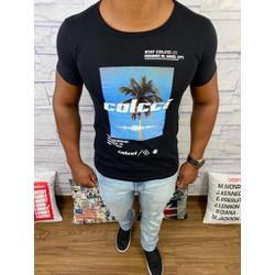 Camiseta Colcci- Preto⭐ - COL05 - RP IMPORTS