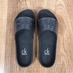 Chinelo Slide CK Preto - CSCK01 - Out in Store