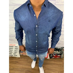 Camisa Jeans JJ - GHJ28 - Out in Store