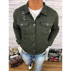 Jaqueta Jeans jj ⭐ - jjjj014 - Out in Store