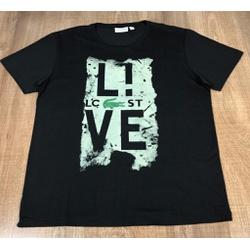 Camiseta LCT Preto⭐ - PRLCT06 - RP IMPORTS