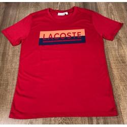 Camiseta LCT Vermelho⭐ - PRLCT09 - RP IMPORTS