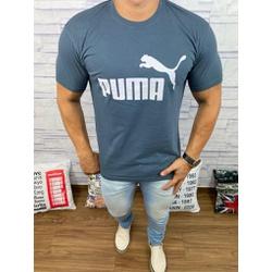 Camiseta Puma Cinza - Shopgrife
