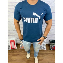 Camiseta Puma Azul - SD576 - Out in Store