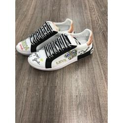 Tenis Dolce & Gabbana G3 Queen✅ - TNDG67 - BARAOMULTIMARCAS