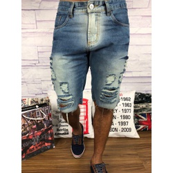 Bermuda jeans JJ ⭐ - YFGV83 - RP IMPORTS