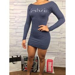 Vestido Calvin Klein - VCK101 - RP IMPORTS