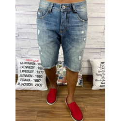 Bermuda Jeans Rv - BJR06 - Out in Store
