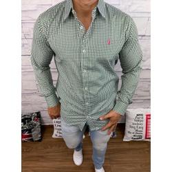 Camisa Manga Longa RL - CLRL31 - BARAOMULTIMARCAS