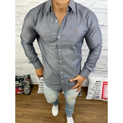 Camisa Manga Longa RL⭐ - CLRL43 - Out in Store