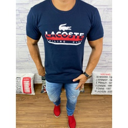 Camiseta LCT DFC Marinho⭐ - Shopgrife