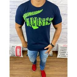 Camiseta LCT DFC Azul Marinho⭐ - Shopgrife