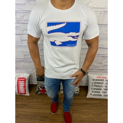 Camiseta LCT DFC Branco - Shopgrife