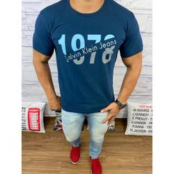 Camisetas CK Azul - CCKK04 - VITRINE SHOPS