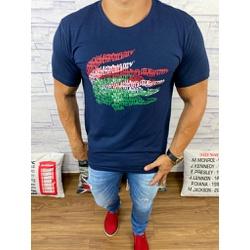 Camiseta LCT DFC Azul Marinho - Shopgrife
