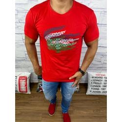 Camiseta LCT DFC Vermelho - Shopgrife