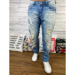 Calça Jeans DG - CADP02 - DROPA AQUI