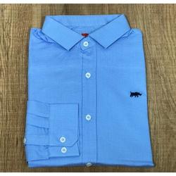 Camisa Manga Longa Dg Azul Diferenciado - CDP14 - RP IMPORTS