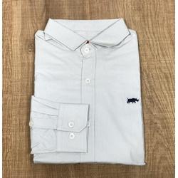 Camisa Manga Longa Dg Cinza - CDP22 - RP IMPORTS