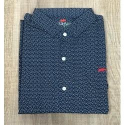 Camisa Manga Curta DG - CDP25 - Queiroz Distribuidora Multimarcas