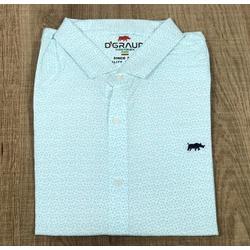 Camisa Manga Curta DG - CDP30 - Queiroz Distribuidora Multimarcas