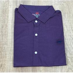 Camisa Manga Curta DG - CDP31 - Queiroz Distribuidora Multimarcas