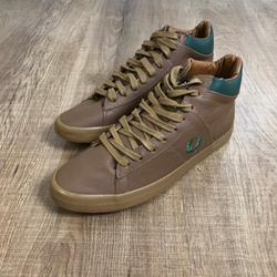 Bota Fred Perry✅ - btfp1 - Out in Store
