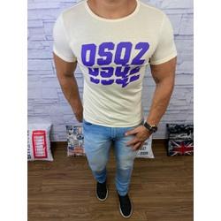 Camiseta Dsquared2⭐ - CDS2 - Queiroz Distribuidora Multimarcas