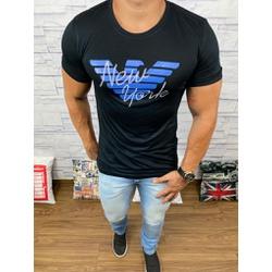 Camiseta Armani Preto - Shopgrife