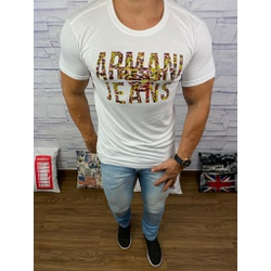 Camiseta Armani⭐ - CA0042 - Out in Store
