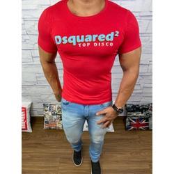Camiseta Dsquared2 ⭐ - CDS10 - Queiroz Distribuidora Multimarcas