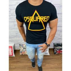 Camiseta Dsquared2 Preto⭐ - CDS26 - DROPA AQUI