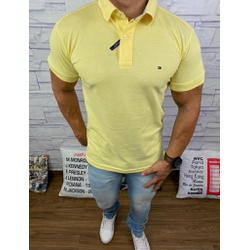Polo TH Amarelo⭐ - POTH23 - Out in Store