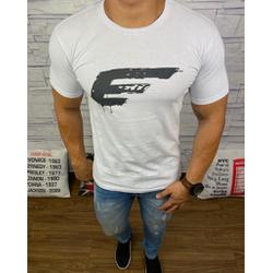 Camiseta Ellus Branco⭐ - Shopgrife