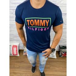 Camiseta Tommy Hilfiger- Diferenciada - CITH74 - DROPA AQUI