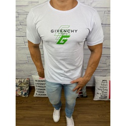Camisetas Givenchy Branco⭐ - CAG24 - Out in Store
