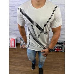 Camiseta Armani Bege⭐ - Shopgrife