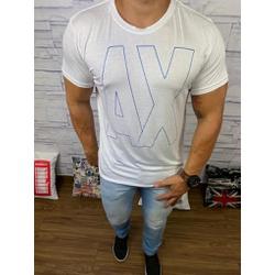 Camiseta Armani Branca - Shopgrife