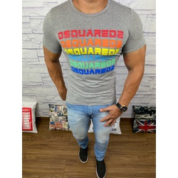 Camiseta Dsquared2⭐ - CDS7 - Queiroz Distribuidora Multimarcas