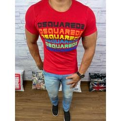 Camiseta Dsquared2 ⭐ - CDS6 - Queiroz Distribuidora Multimarcas